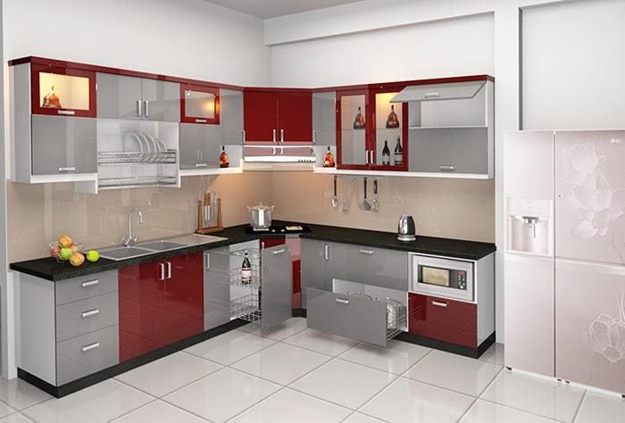 hạn chế của tủ bếp Inox 1