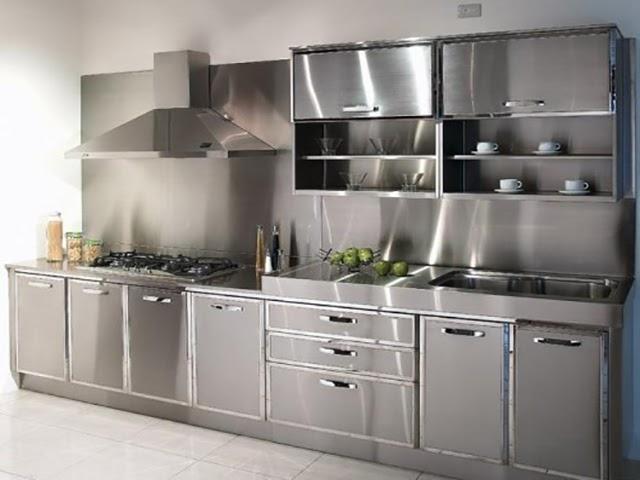 hạn chế của tủ bếp Inox 4